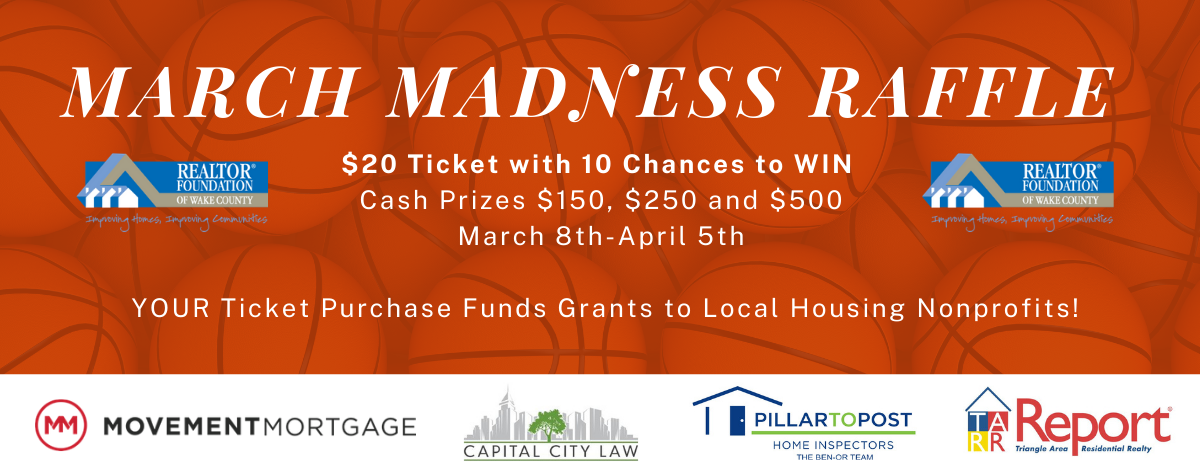 March Madness Raffle